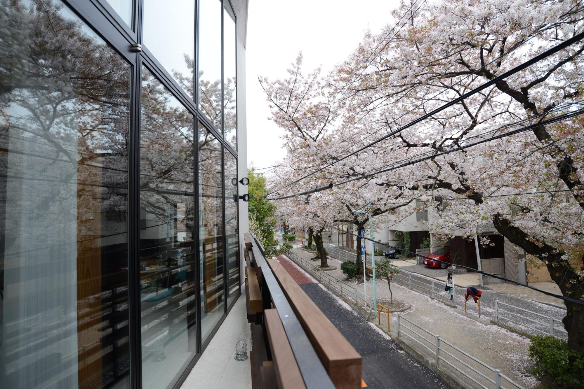 Mirror House Yakumo Tokyo