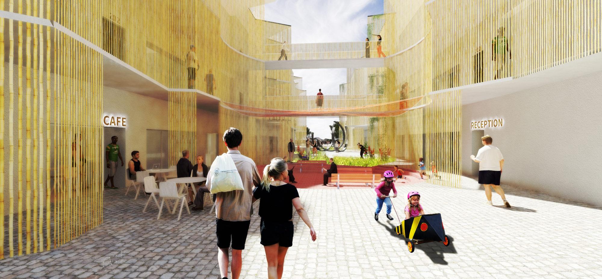 Ayutthaya Resort Crazy Landscape by Mosaic Design