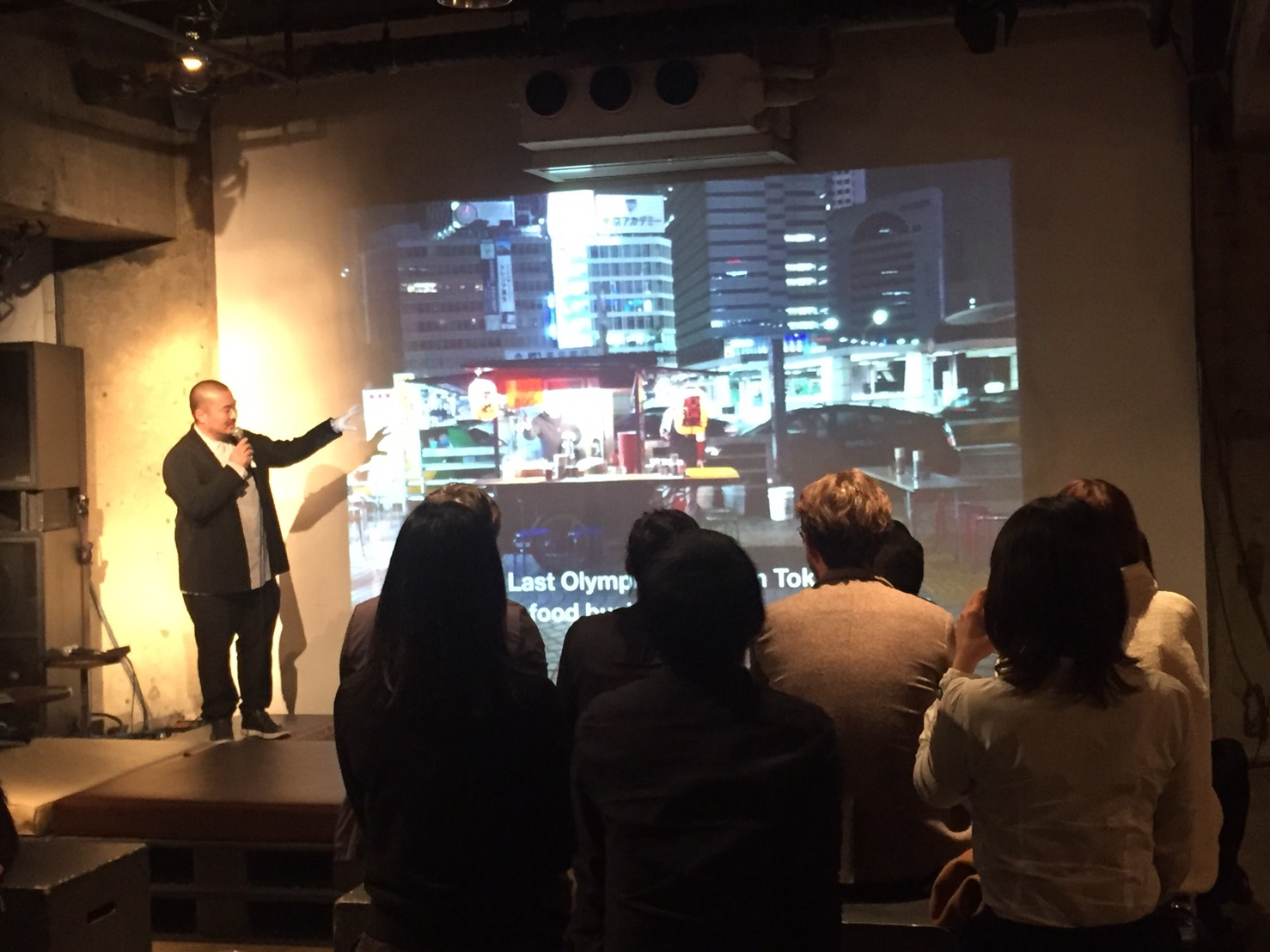 Pecha Kucha Night x AIA Japan