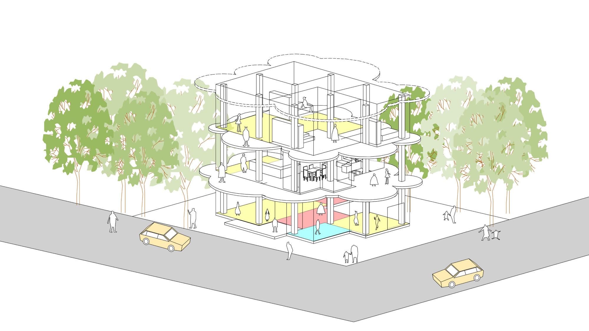 Thai Residence uttaradit cloud house