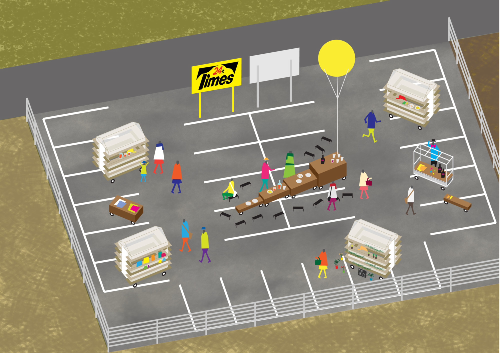 Travel City_Parking