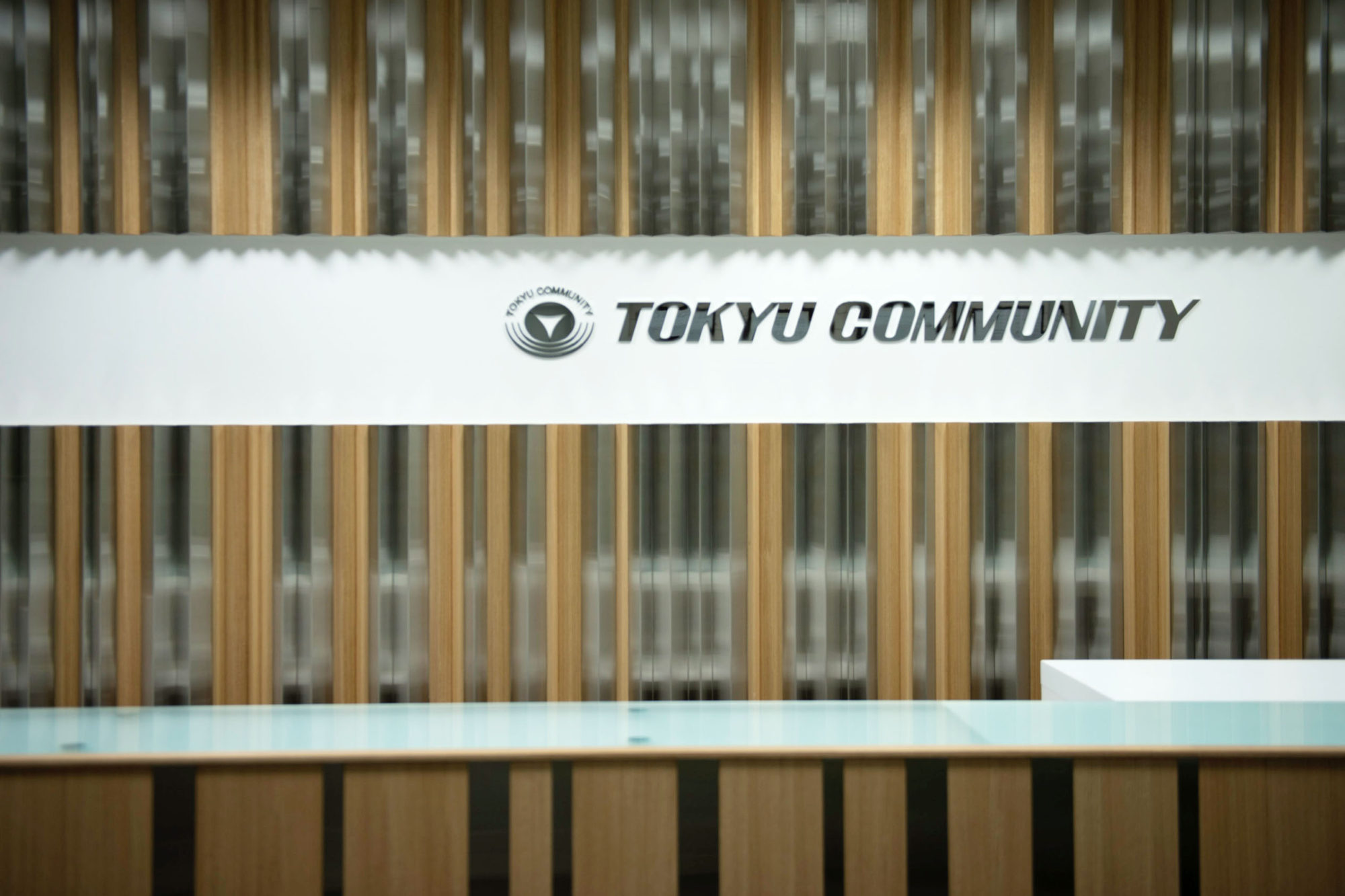 Tokyu Community 5F Entrance
