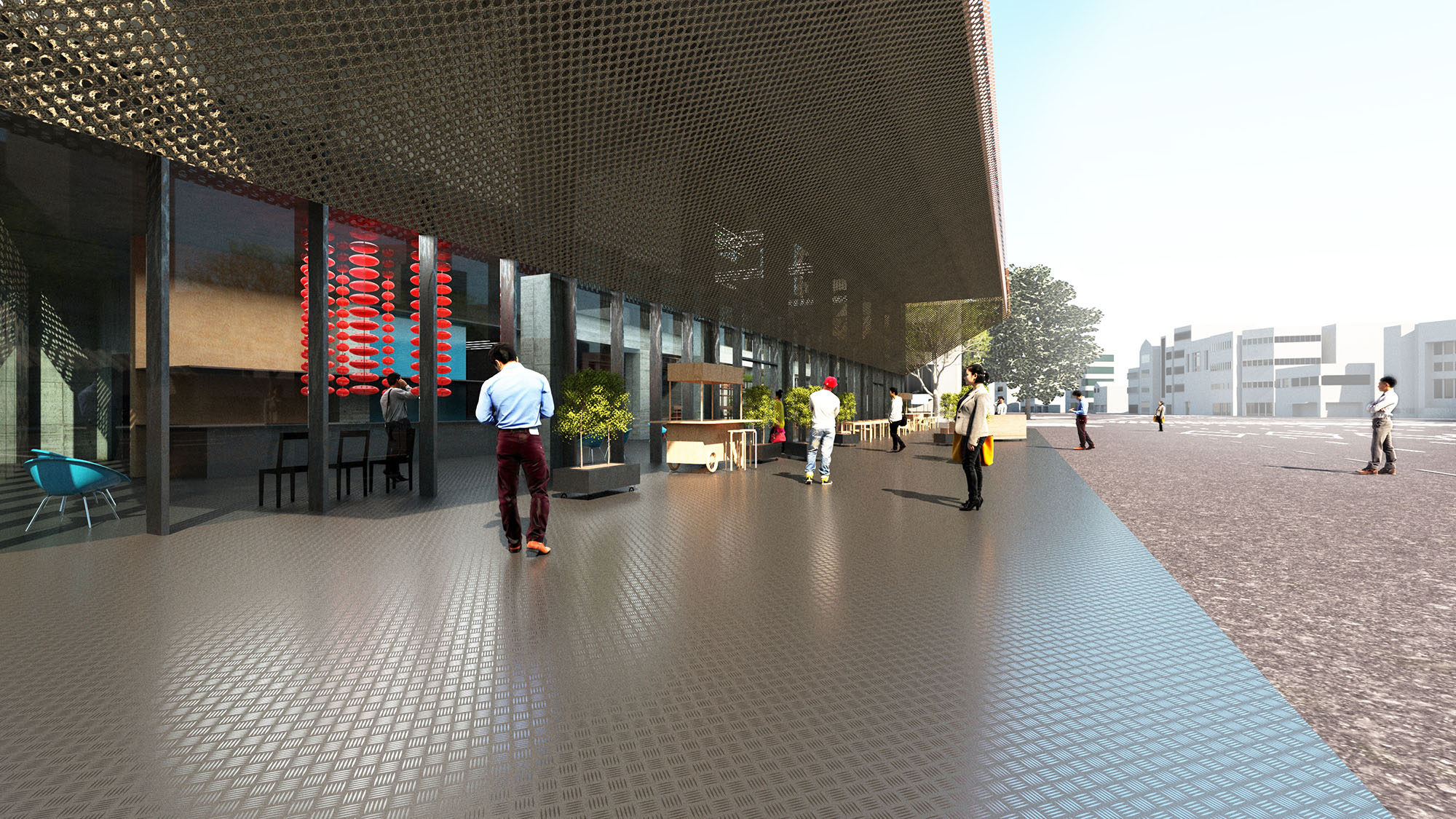 Creative Play Support Facility Competition in Seoul